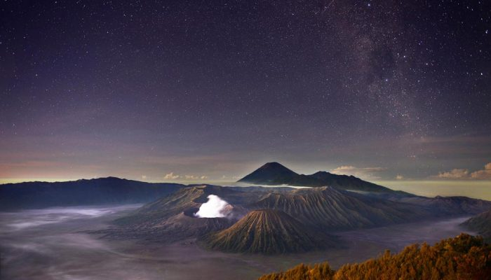 (1D-Midnight Tour) Mount Bromo Sunrise