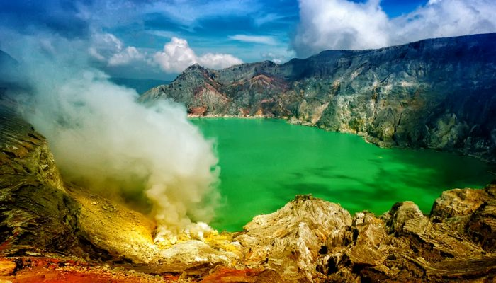 (3 Days Tour) Bromo Mountain and Ijen Crater
